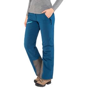 Salewa Antelao Beltovo PTX/PRL - Pantalones Mujer - azul